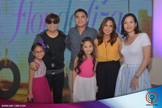 PHOTOS: Flordeliza Thanksgiving Presscon