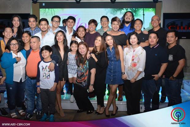 Flordeliza cast, sama-samang pinanuod ang kanilang finale episode