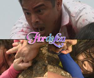 Sino ang pipiliing iligtas ni Crisanto kina Flor at Liza?